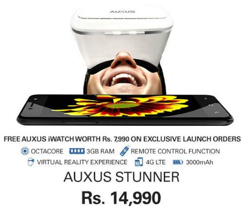 Auxus-Stunner
