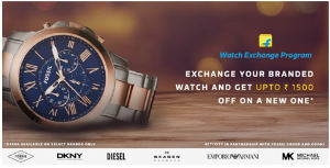 Flipkart-online-Watch-Exchange