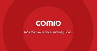 COMIO-Website