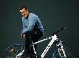 Salman Khan's Being Human E-Cycle
