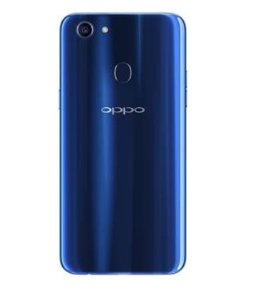 OPPO-F5-Dashing-Blue-color