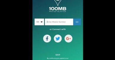 100MB App