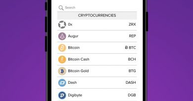 Abra Cryptocurrencies