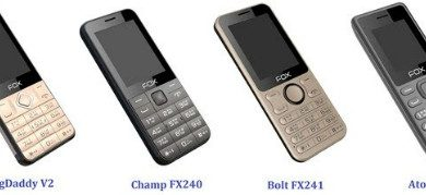Basic Keypad Phones
