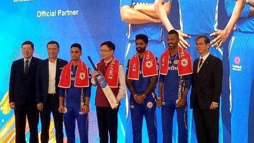 Mumbai Indians Tiwan Expo