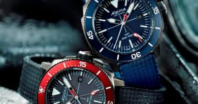 Alpina Seastrong Diver collection