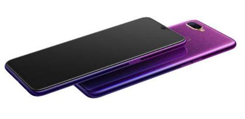 OPPO F9 Pro Starry Purple
