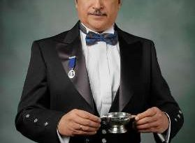 Executive Chairman of ISWAI Amrit Kiran Singh