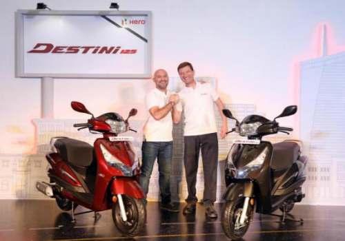 Hero Motocorp Destini 125