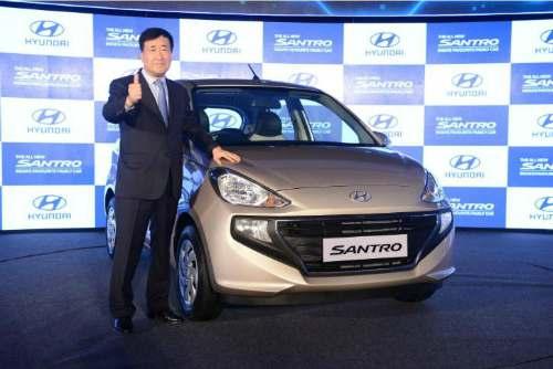 HyundaiThe All New SANTRO