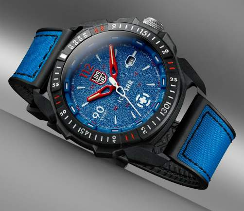 Luminox Watch creates a special ICE-SAR Arctic 1000 Series