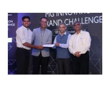 MG Innovation Grand Challenge programme