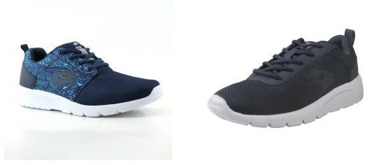 Lotto Megalight shoe range