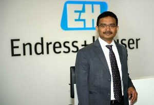Kailash Desai, Chief Operating Officer, Endress+Hauser, India