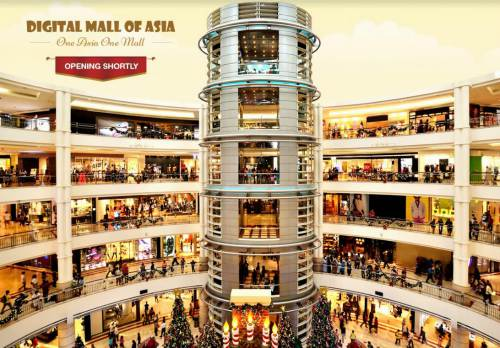 Digital Mall of Asis