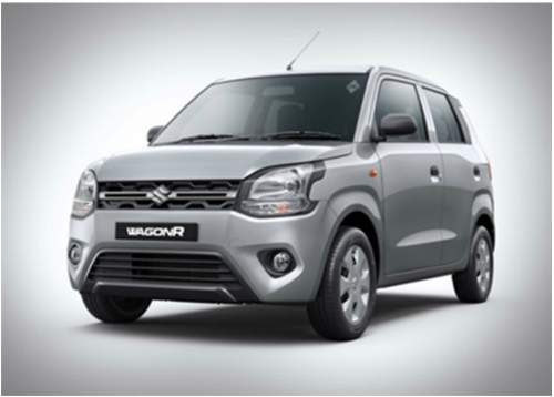 Maruti Suzuki WagonR S-CNG