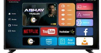 Thomson 40-inch 4K TV