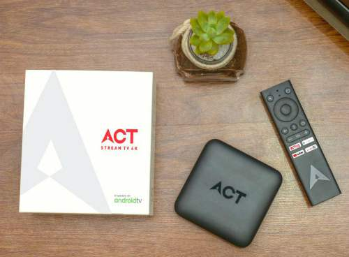 ACT Stream TV 4K