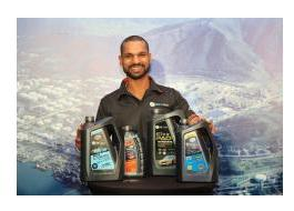 GS Caltex India ropes in cricketer Shikhar Dhawan as Brand Ambassador