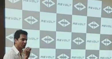Micromax co-founder Rahul Sharma rolls out its AI-enabled Motorcycle Brand 'Revolt'