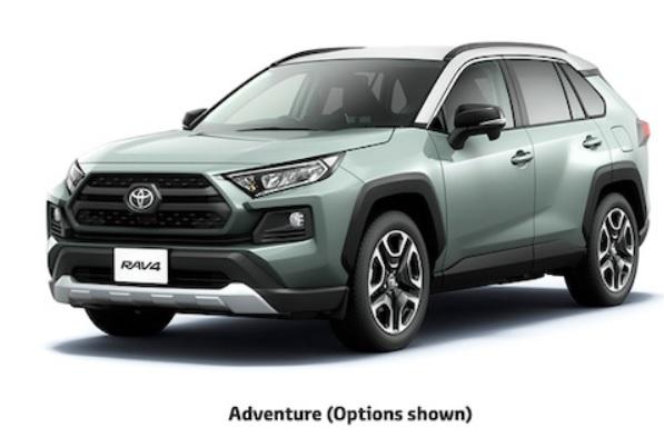 Toyota All-New RAV4