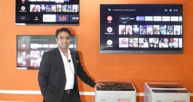 Micromax Tv and Washing Machine