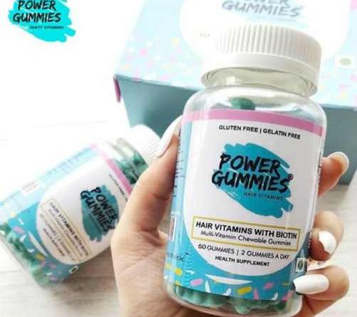 Power-Gummies