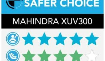 Mahindra XUV300 becomes the first ever Indian car to receive Global NCAP's 'Safer Choice' award
