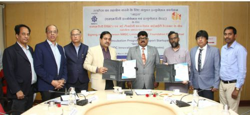 NMDC and IIT Hyderabad signs MOU