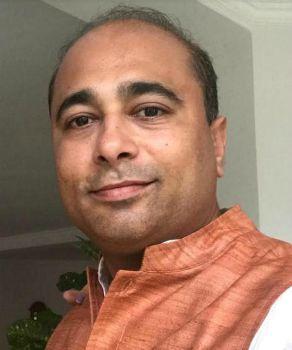 BharatPe Chief Business Officer Nishant Jain