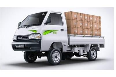 Maruti Suzuki Super Carry BS6 S-CNG