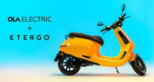 Ola Electric acquires Amsterdam-based Etergo