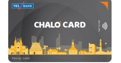 YES BANK powered Chalo Card
