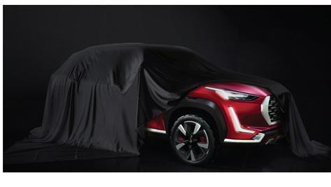 Nissan B-SUV concept