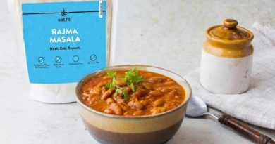 cure.fit Rajma Masala