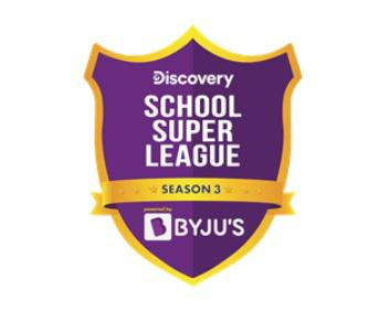 Discovery SCHOOL SUPER LEAGUE POWERED BY BYJU'S