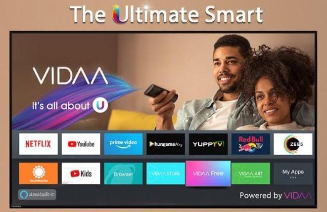 Toshiba ULTIMATE 4K TV series