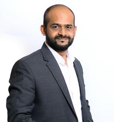 Founder and Director of Warrier Safe Shields Rohit Warrier