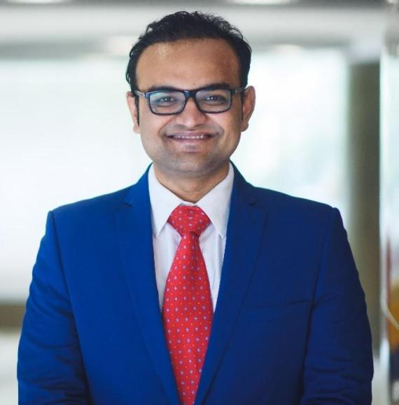 BharatPe General Counsel & Head- Corporate Strategy Sumeet Singh