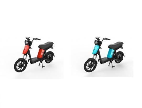 Detel-electric-two-wheeler