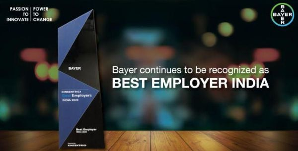 Bayer wins Best Employer in India Award