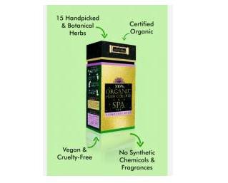 Indus Valley Organic Hair Colour