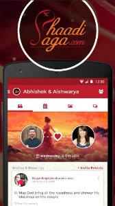 ShaadiSaga-Wedding-App