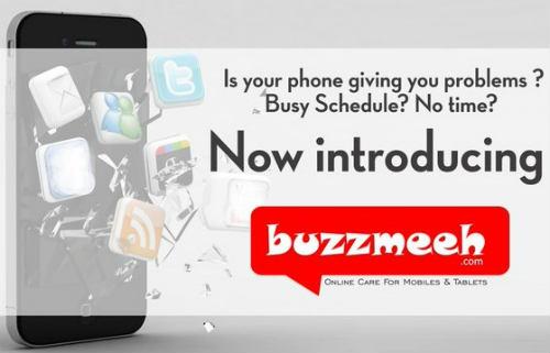Buzzmeeh-online-mobile-repairing-platform