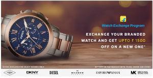 Flipkart-online-Watch-Exchange