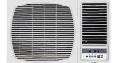 Intex Window AC