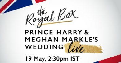 The Royal Box Series