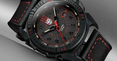 Luminox Introduces ICE-SAR Arctic 1001 and 1002