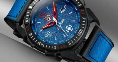 Luminox Watch creates a special ICE-SAR Arctic 1000 Series