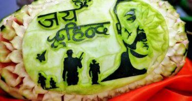 Abhinandan at 14th edition of Culinary Art India 2019